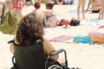 Niente passerelle in spiaggia per i disabili: è protesta a Triscina