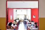 Studenti alle prese con gli esami della Maturità 2017 - Ansa