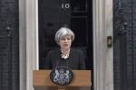 """Attentato a Londra, May: """"Arrivano i militari nelle strade"""""""