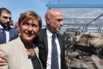 """""""Per Riina nessuna pietà"""": parla Tina Montinaro, la vedova del caposcorta di Falcone"""