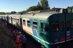 Scontro tra treni in Salento, quindici persone ferite