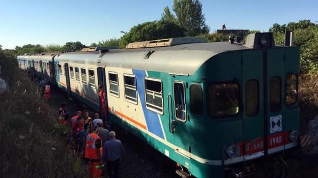 Puglia, San Donato, treni, Sicilia, Cronaca