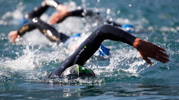 Triathlon Sprint, Marco Parrinello, Trapani, Sport