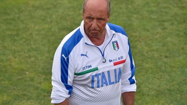 Calcio, nazionale italiana, Gian Piero Ventura, Sicilia, Sport