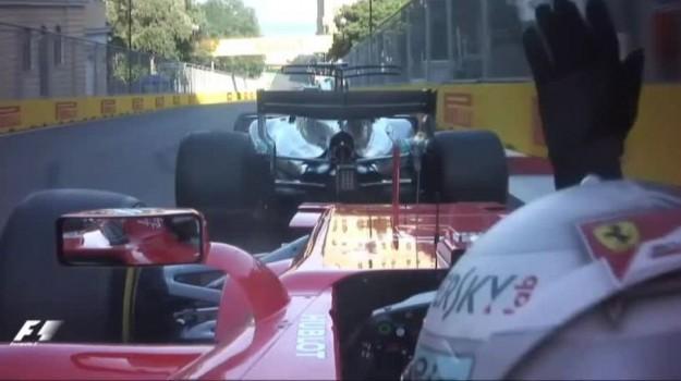 Ferrari, formula uno, Hamilton-Vettel, Sicilia, Sport