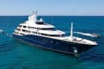 Di tutti i tipi e dimensioni, il mare delle Eolie passerella per le barche di lusso
