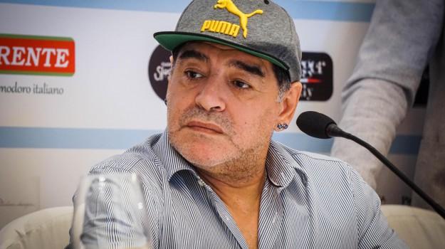 Nipote Maradona, Diego Armando Maradona, Sicilia, Sport