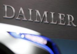 Daimler: diesel pesa su utile trimestre