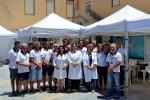 Asp in Piazza a Lampedusa, 335 prestazioni fornite