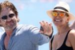 Barbara D'Urso in barca con Gerard Butler, impazza il gossip dell'estate: è amore?