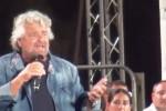 Regionali, Cancelleri candidato M5s: l'evento con Grillo a Palermo - Video