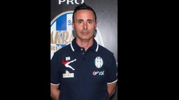 Akragas, direttore generale akragas, serie c, Biagio Nigrelli, Agrigento, Sport