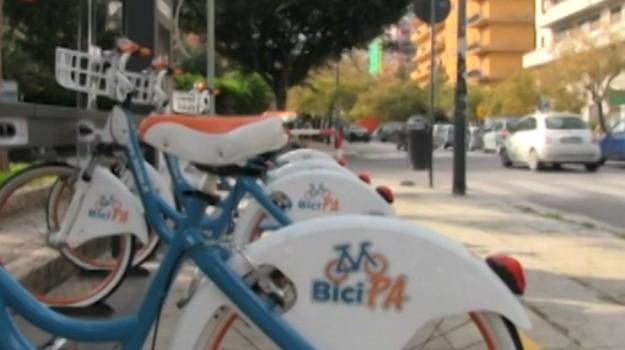 Palermo bike sharing, Palermo, Cronaca