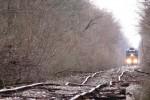 I treni viaggiano su binari deformati: in Ohio la tratta più disastrata del mondo