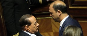 Berlusconi e Alfano