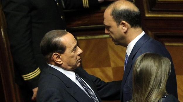 forza italia, Lega Nord, Angelino Alfano, Silvio Berlusconi, Sicilia, Politica