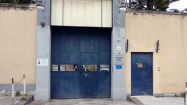 barcellona, carcere, Messina, Cronaca