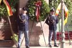 Una corona di alloro per Boris Giuliano, ucciso dalla mafia 38 anni fa