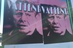 """""""Zamparini vattene"""", in città manifesti contro il patron rosanero - Video"""