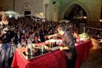 Weekend all'insegna del gusto, show cooking a Gangi: tutto pronto per la sfida fra chef