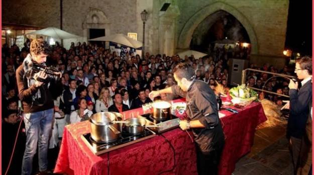 le ricette del borgo, memorie e tradizione, Palermo, Società