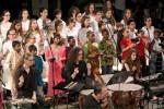 I bambini della Massimo Kids Orchestra debuttano al Verdura