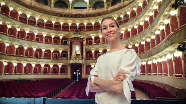 ballerina, opera di roma, Eleonora Abbagnato, Sicilia, Cultura