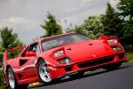 """Compie 30 anni la Ferrari F40, fu l'ultima Rossa ad avere la """"firma"""" del fondatore"""