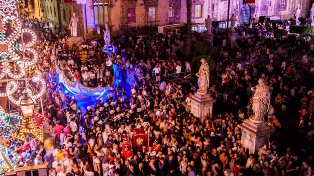 caldo palermo, festino di santa rosalia, ondata di caldo palermo, Palermo, Cronaca