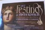 Festino di Santa Rosalia, edizione all'insegna della leggerezza
