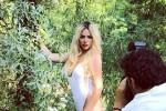 Una modella al fianco di Magalli: la svedese Laura Lena Forgia prende il posto di Adriana Volpe