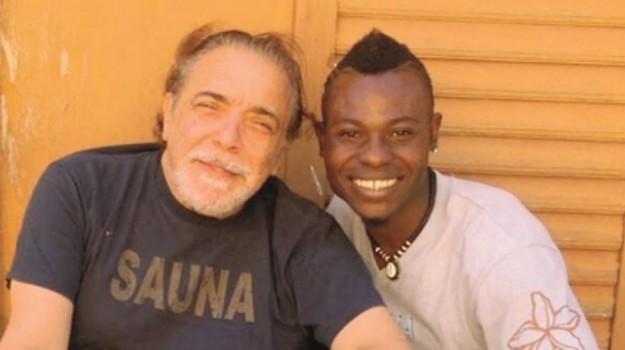 immigrato attore, immigrazione, Ishmael Kudum, Agrigento, Società