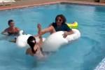 Emma e Gianna Nannini insieme in vacanza: il video social