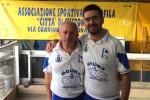 Trofeo provinciale di Bocce, a Custonaci vincono Giacalone e Oddo