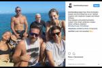 A tre mesi dal parto, Irina Shayk vola a Tahiti: le foto della vacanza con Bradley Cooper