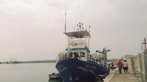 pescatore tunisino sciacca, Agrigento, Cronaca