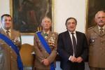 Passaggio di consegne al Comando Militare dell'Esercito in Sicilia: il video