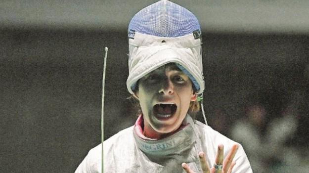 mondiali scherma, Loreta Gulotta, Trapani, Sport