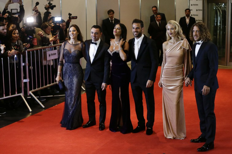 Matrimonio Messi : Scene da un matrimonio in argentina messi sposa la sua