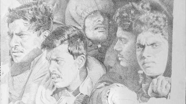 mostra custonaci, Domenico Pellegrino, Giovanni Iudice, Trapani, Cultura