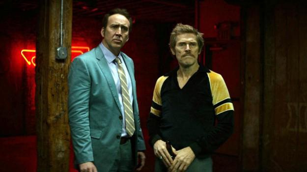 Rgs al cinema, intervista a Nicolas Cage e Willem Dafoe