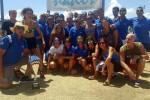 La Nadir Palermo è campione d'Italia master a squadre