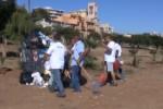 Rifiuti, aumenta l'abbandono in spiaggia: rimosse 10 tonnellate