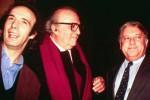 L'intesa con De Andrè, l'incontro con Gassman, sul set per Fellini: i più grandi amici di Villaggio