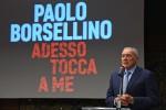 """""""Adesso tocca a me"""", su Raiuno la docufiction su Paolo Borsellino con Cesare Bocci"""