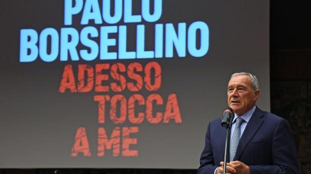 adesso tocca a me, strage di via D'Amelio, Cesare Bocci, Paolo Borsellino, Pietro Grasso, Sicilia, Cultura