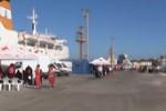 Migranti morti nelle traversate, giunti 13 corpi al porto di Trapani