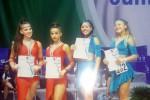 Campionato italiano di danza sportiva, quattro ragazze palermitane salgono sul podio