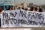 La protesta delle associazioni: no alla sosta delle navi anti Ong al porto di Catania