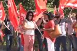 Regione-Trenitalia, contratto di servizio a rischio: il video della protesta a Palermo